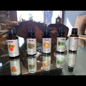 NOW Essential Oil Set of 5
